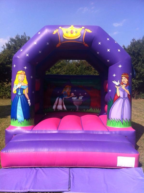 Princess Castle 12x12ft