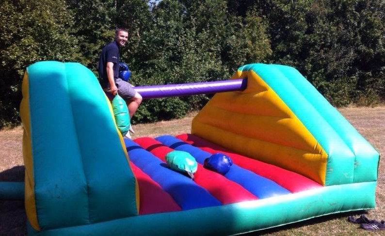 Pillow Joust Inflatable