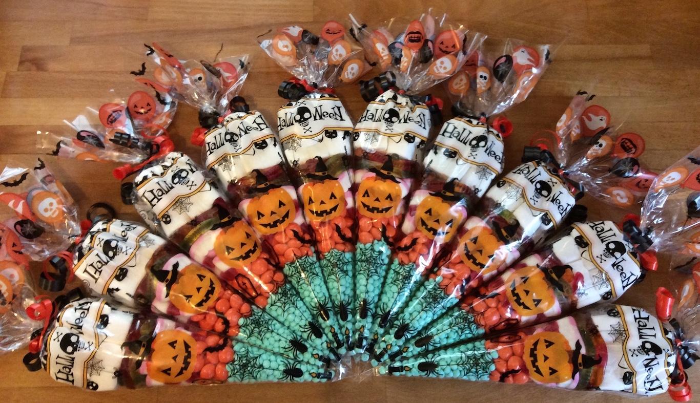 Halloween Sweet Cones