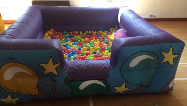 Open Ball Pit 8x8ft